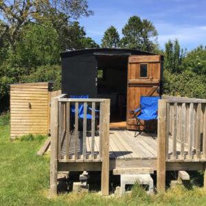 Venn Farm Shepherd's Hut