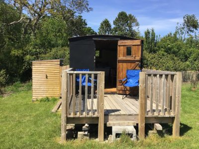 Venn Farm Shepherd's Hut
